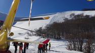 Iταλικές Άλπεις: Σύγκρουση τουριστικού αεροπλάνου με ελικόπτερο