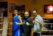 Ετοιμάζεται για το πανελλήνιο πρωτάθλημα εφήβων ο Πατρινός Μάρκος Μιχαλόπουλος