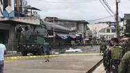 Διπλή έκρηξη σε εκκλησία στις Φιλιππίνες - Τουλάχιστον 19 νεκροί (φωτο)