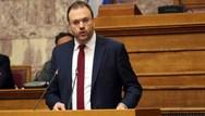 Θανάσης Θεοχαρόπουλος: 'Πολιτικά ακατανόητη η συμπεριφορά της Φώφης Γεννηματά'