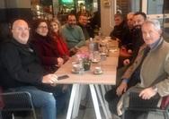 Στην Πάτρα η Εύα Καϊλή με φόντο τις Ευρωεκλογές - Οι συναντήσεις που είχε