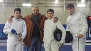 Καλές εμφανίσεις για τους Πατρινούς στο πανελλήνιο πρωτάθλημα ξιφασκίας στο ΟΑΚΑ