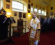 Οι ομογενείς του Στρασβούργου εόρτασαν τους Τρεις Ιεράρχες (pics)