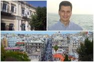 Και νέος συνδυασμός για τον Δήμο της Πάτρας - Υποψήφιος δήμαρχος ο Πέτρος Ψωμάς