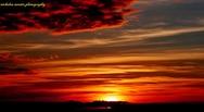 Όταν το ηλιοβασίλεμα της Πάτρας γίνεται 'ηφαίστειο' (pics)