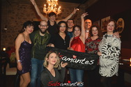 Κοπή πίτας by Salsamantes Team with Rosanna at Royal Theater Patras 27-01-19 Part 1/2