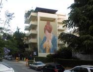 ''Insinuation of a truth'' - Μια υπέροχη τοιχογραφία στην Πάτρα! (video)