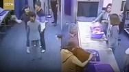 Έξαλλη τουρίστρια χαστούκισε υπάλληλο αεροδρομίου (video)