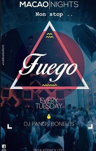 Fuego at Macao
