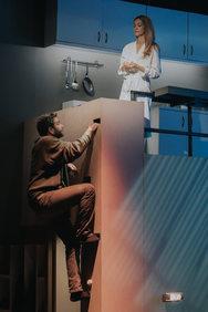 'Φράνκι και Τζόνι' στο Θέατρο Altera Pars