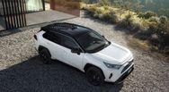 Εντυπωσιάζει το καινούργιο Toyota RAV4