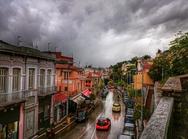 Αποτυπώνοντας την βροχερή Πάτρα (pics)