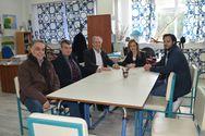 Πάτρα - Το Σχολείο Δεύτερης Ευκαιρίας επισκέφθηκε η Υφυπουργός Παιδείας!
