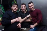 Trash Party at Mods Club 30-01-19