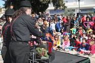 Πατρινό Καρναβάλι - Ανοίγει τα φτερά της η μεγάλη γιορτή των μικρών!