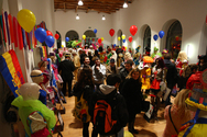Πάτρα - Νέα ημερομηνία για την τοποθέτηση των καρναβαλικών στολών στην Αγορά Αργύρη!