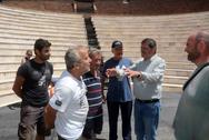 Κ. Πελετίδης: 'Θα συνεχίσουμε να στηρίζουμε τον αγώνα ενάντια στην εκποίηση της Δημόσιας Περιουσίας'