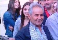 Πάτρα: Θλίψη εκφράζει ο Γρηγόρης Αλεξόπουλος για το θάνατο του Γιώργου Αλεξόπουλου