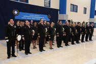 Τελετή απονομής ξιφών σε πενήντα δύο Αξιωματικούς Λ.Σ. – ΕΛ.ΑΚΤ. (φωτο)