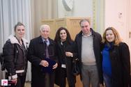Κοπή Πίτας της Ένωσης Συλλόγων Γονέων & Κηδεμόνων Δήμου Πατρέων 03-02-19