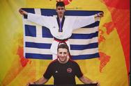 Χάλκινο μετάλλιο στο 2nd European President's Cup για το Fight Club Patras