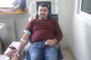 Πάτρα - Με επιτυχία πραγματοποιήθηκε εθελοντική αιμοδοσία σε σούπερ μάρκετ της Οβρυάς (φωτο)