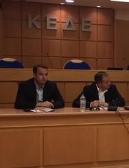 Θανάσης Παπαθανάσης: «Να δοθεί άμεσα λύση στα θέματα της εκλογικής διαδικασίας του Κλεισθένη»