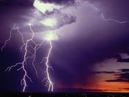 'Βροχή' από κεραυνούς στην Κρήτη (φωτο)