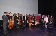 Πάτρα: Με επιτυχία η τιμητική αφιέρωση στον ποιητή Διονύση Καρατζά (φωτο)