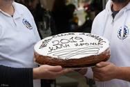 Οι Βεσπάκηδες της Πάτρας έκοψαν την πρωτοχρονιάτικη πίτα τους! (pics)