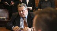Συνεδριάζει η ΚΟ των ΑΝ.ΕΛ. - Σήμερα κρίνεται η διάσωση Καμμένου στη Βουλή