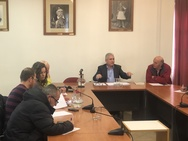 Αχαΐα: Συνεδρίασε το Συντονιστικό Όργανο Πολιτικής Προστασίας του Δήμου Καλαβρύτων (φωτο)