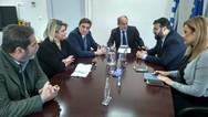Απ. Κατσιφάρας: 'Η Περιφέρεια στηρίζει τους Παράκτιους Μεσογειακούς Αγώνες της Πάτρας'