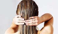 Το ελαιόλαδο βοηθάει τα ξηρά μαλλιά