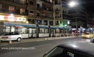 Το τραμ ξαναβγήκε στους δρόμους του Πειραιά (video)