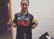 Βιβιάννα Δαλδάκη - Η 25χρονη από την Πάτρα που 'σπάει' τα... ταμπού μέσα στα γήπεδα! (pics)
