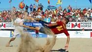 Η Πάτρα διεκδικεί το 'final - 4' του Τσάμπιονς Λιγκ στο beach soccer το 2020!