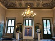Σάλος στην Ιταλία με καλλιτέχνη που απεικονίζει τον Ιησού με λεοπάρ εσώρουχο (φωτο)