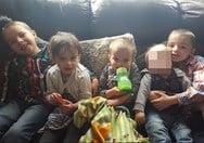 Συνελήφθησαν οι γονείς που άφησαν τα τέσσερα παιδιά τους να καούν ζωντανά (φωτο)