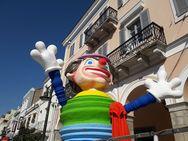 Καρναβαλικοί μπάστακες - Μας καλωσορίζουν στην Πάτρα, την πόλη του κεφιού (φωτο)