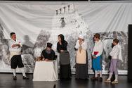 Όμορφες εντυπώσεις άφησε στο Πατρινό κοινό η παράσταση 'Σκαρτσοφόλι' (pics)