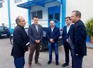 Απόστολος Κατσιφάρας: 'Οι ιχθυοκαλλιέργειες στην Αιτωλοακαρνανία πυλώνας στήριξης της απασχόλησης και της οικονομίας'
