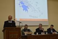Πραγματοποιήθηκε η εκδήλωση παρουσίασης της συνεργασίας του Παραρτήματος Πελοποννήσου του ΓΕΩΤ.Ε.Ε. με το Φορέα Διαχείρισης Χελμού-Βουραϊκού