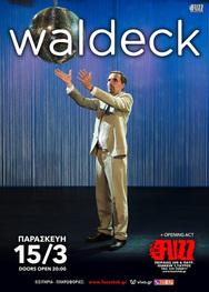 Waldeck live at Fuzz Club
