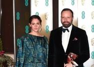 Η σύζυγος του Γιώργου Λάνθιμου με ελληνική δημιουργία στα BAFTA!