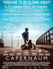 Προβολή Ταινίας 'Καπερναούμ' στο Πάνθεον