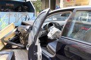 Θεσσαλονίκη: ΙΧ έπεσε πάνω σε πεζούς (pics+video)