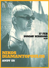 Nikos Diamantopoulos & Andy Es - Sunday Sessions at Pas Mal