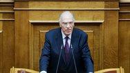Β. Λεβέντης: 'Η κυβέρνηση δεν μπορεί να κυβερνά με λιγότερους από 151 βουλευτές'