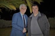 Ο Τάσος Βερρόπουλος υποψήφιος με την παράταξη 'Όραμα για τη Δυτική Αχαΐα'